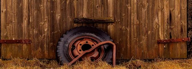 Bảo dưỡng lốp xe oto cũ